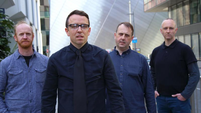 """New Glimmermen album """"Breakin' Out"""""""