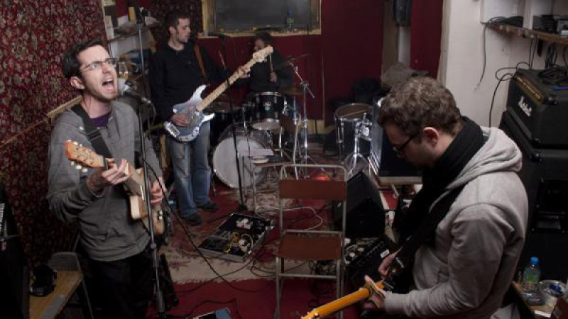 Spook at Electric Picnic 2010