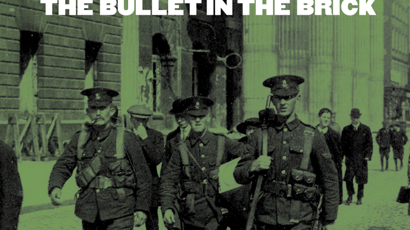 The Bullet in The Brick out now