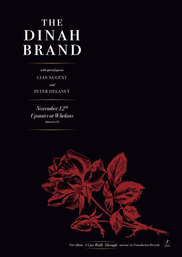 Dinah Brand Whelans