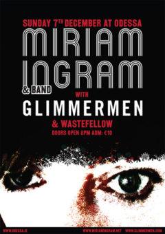Miriam Glimmermen Xmas Poster A3 Nocropmarks