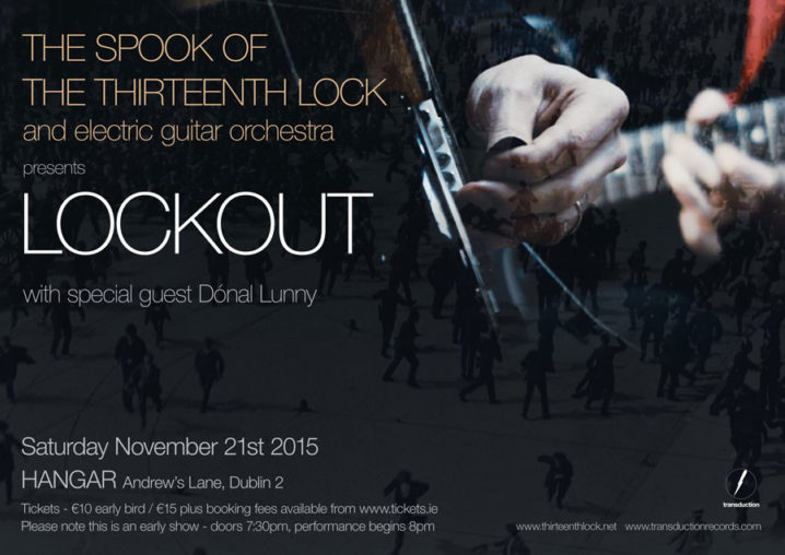 20151121 Spook Lockout