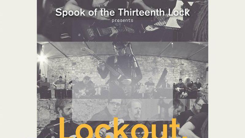 Spook at Quarter Block Party