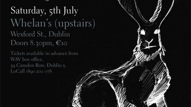 Spook Dublin gig, press round-up