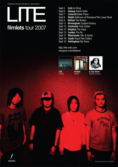 Lite 2007 Tour